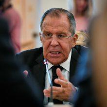 Rusija grūmoja JAV dėl veiksmų prieš Šiaurės Korėją