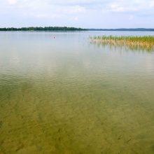Anykščių rajone – nerimas dėl paplūdimio prie Alaušo ežero likimo