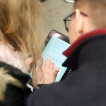 Moksleiviai linkę matuotis ne savo, o tėvų svajonių profesiją