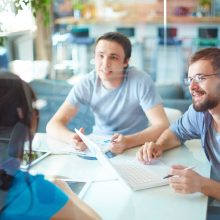 Teisingam studijų krypties ar būsimos karjeros pasirinkimui – speciali konsultacija