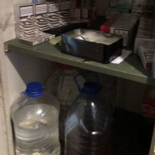 Policijos akiratyje – sutuoktiniai, prekiavę Latvijoje pirktu pigesniu alumi