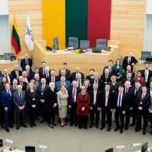 Vilniuje posėdžiavę NATO šalių parlamentarai remia atsaką Rusijai dėl išpuolio JK