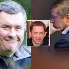Į H. Mackevičiaus ir R. Karbauskio ginčą trigrašį įkišo ir Selas?