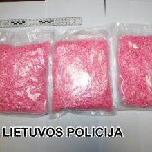 Vaikų namuose Kaune – ekstazio tabletės