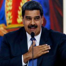 Venesuela patvirtino dėl pasikėsinimo į prezidentą sulaikiusi šešis asmenis