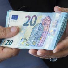 Bus teisiamas asmuo, mėginęs už 100 eurų papirkti karo mediką