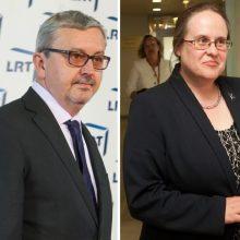 A. Širinskienė: LRT direktoriaus alga viršija maksimaliai galimą