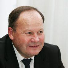 Kauno rajono meru perrinktas V. Makūnas žada tęsti pradėtus darbus