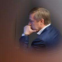 """Atnaujintas tyrimas dėl """"valstiečių"""" ir R. Karbauskio akcijos """"Saugokime vyrus"""""""