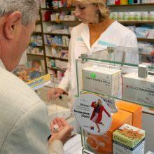 Atidedama griežtesnė receptinių vaistų kontrolė: svarbiausi klausimai ir atsakymai