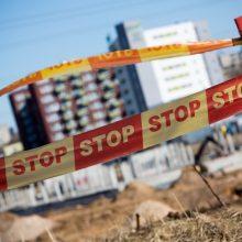 Iš nelegalias statybas derinusių tarnautojų siekiama prisiteisti 23 tūkst. eurų