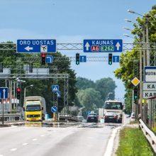 Miesto ir rajono dalybos: maršrutai – savi ir svetimi, keleiviai – niekieno