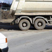 Murziai keliuose nepageidaujami – gresia šimtus eurų siekianti bauda