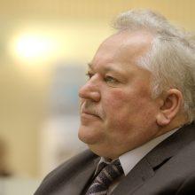 """Dalininkas: R.Rabačiaus veikla šią kadenciją buvo sukėlusi įtarimų dėl sėkmingų """"Virmaldos"""" sandorių."""
