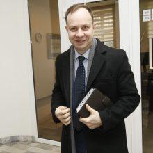 Ministro A. Verygos dovaną Kauno klinikoms vertina STT