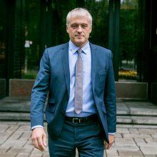 Administracijos direktorius G. Petrauskas palieka savivaldybę