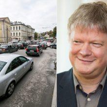 Buvęs aplinkos ministras: automobilių taršos mokestis – parengtas