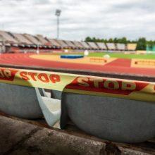 """Teismas atmetė """"Versinos"""" ir """"LitCon"""" pretenzijas dėl Kauno stadiono rekonstrukcijos"""