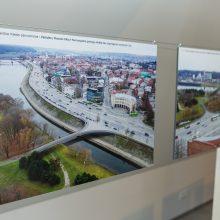 Būsimiesiems tiltams Kaune – ekspertų liaupsės