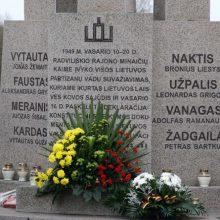 Partizanų Lietuva – tiltas į dabartį