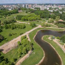 Kaune tvarkomi parkai: pasikeis neatpažįstamai