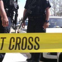 Šaudynės Kalifornijoje: žuvo penki žmonės, šaulys negyvas