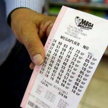 """Anonimas loterijoje """"Mega Millions"""" laimėjo 1,5 mlrd. dolerių"""