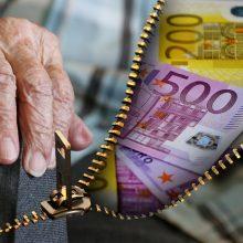 S. Skvernelis: pensijų reforma panaikins susipriešinimą sistemoje