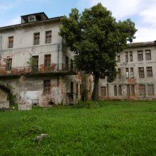 Kaunas nykstantis ir išnykęs: Žydų ligoninė