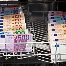 """Už pinigų plovimo prevencijos pažeidimus bendrovei """"Pervesk"""" – 0,7 mln. eurų bauda"""