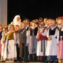 Jubiliejiniame folkloro festivalyje – apie baltų kultūros savitumą