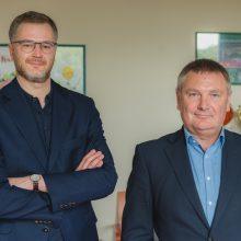 Kauno mero komandoje – du nauji patarėjai