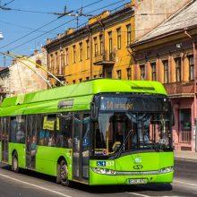 Kaunas planuoja naujovę viešajame transporte, ieško kūrėjų