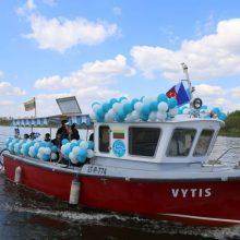 Kauno rajonas už 165 tūkst. eurų pirks keleivinį laivą