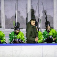 """""""Kaunas Hockey"""" į sostinę vyksta parsivežti taškų"""