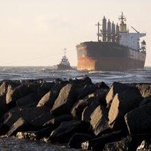 """Avarijos išvados: """"Ocean Crown"""" kapitonas laiku nepranešė apie variklio gedimą"""