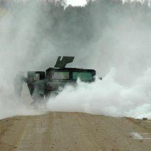 """Baltijos šalyse prasideda tarptautinės pratybos """"Kardo kirtis"""""""