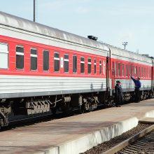 Iš sostinės į pajūrį pradeda kursuoti didesni traukiniai