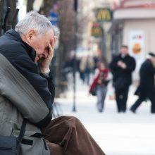 Klaipėdoje apgavo senyvą vyrą