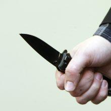 Kauno rajone per konfliktą peiliu sužalotas vyras