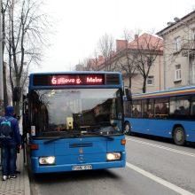 Klaipėdos autobusų vairuotojams – mokymai