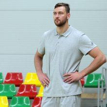 Krepšininkas D. Motiejūnas Kinijoje pelnė 20 taškų