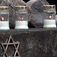 Filmas – žydų tautos tragedijai atminti