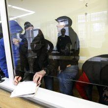 Prokuratūra apskundė nuosprendį agurkinių byloje