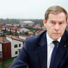 Klaipėdos miesto plėtroje – chaosas?