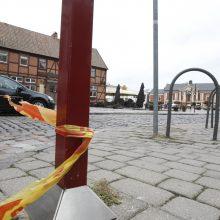 Klaipėdos senamiestyje – kvapų diversija?