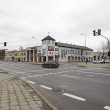 Šviesoforą Minijos gatvėje išjungia per anksti?