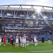 Islandijos palaikymas: rungtynes stebėjo net 99,6 proc. televizijos žiūrovų