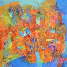 Rūtų galerijoje – V. Kisieliūtės tapyba
