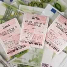 Vietoj rytinės kavos – 142 000 Eur laimėjimas